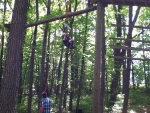APE Ropes Course