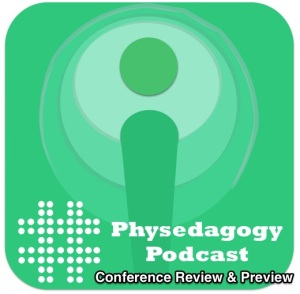 Physedagogy_Podcast_Logo - Conferences Review & Preview
